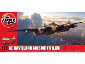 Airfix - de Havilland Mosquito B.XVI, Classic Kit letadlo A04023, 1/72