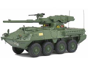 40912 s4800203 general dynamics lan systems m1128 mgs stryker green camo 2002 01