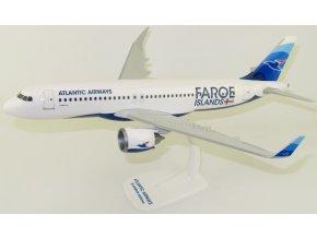 "PPC Holland - Airbus A320neo, společnost Atlantic Airways ""Faroe Islands"", Faerské ostrovy, 1/100"