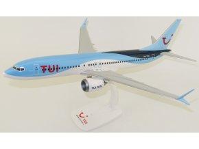 PPC Holland - Boeing B737 MAX 8, společnost TUI Netherlands, PH-TFN, Nizozemsko, 1/100