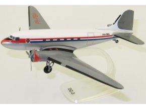 PPC Holland - Douglas DC-3, společnost DDA Classic Airlines, Nizozemsko, 1/100