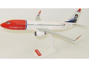 "PPC Holland - Boeing B737-800, společnost Norwegian, ""Max Manus"", Norsko, 1/100"