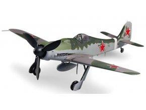 Easy Model - Focke Wulf Fw-190 D-9, kořistní SSSR 1/72