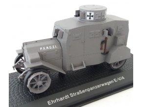 Eaglemoss - Ehrhardt Straßenpanzerwagen EV/4, 1/43
