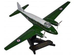 Oxford - de Havilland Sea Devon C.Mk 20, RNFAA, No.781 NAS, 1/72