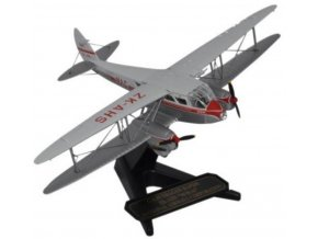 "Oxford - de Havilland Dragon Rapide, New Zealand National Airways, ZK-AHS ""Mokai"", 1/72"