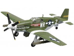 Easy Model - North American P-51B Mustang, 1st Lieutenant Henry Brown, 1/72