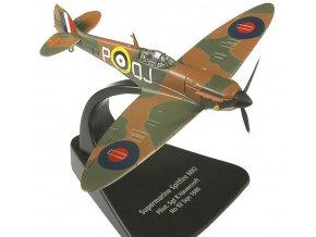 Oxford - Supermarine Spitfire Mk.I, RAF, 92.squadrona, Sgt. Havercroft, 1940, 1/72