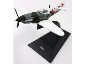 Altaya - Lavočkin LaGG-3, sovětské letectvo, 1/100