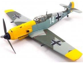 Corgi - Messerschmitt Bf-109E-4, 1.(J)/LG.2, Hans-Joachim Marseille, Francie, 1940, 1/72