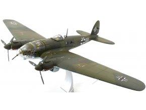 Corgi - Heinkel He-111 H-6, 1./KG26, Norsko, útok na konvoj PQ-17, 1942, 1/72