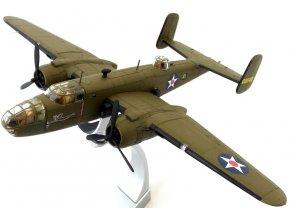 """Corgi - North American B-25 Mitchell, USAF, """"Hari Kari-er"""", Doolittlů nálet na Tokio, 1942, 1/72"""