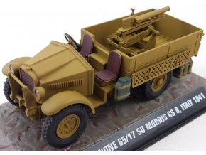 Atlas Models - Morris CS8, autokanón 65/17, Itálie, 1941, 1/43