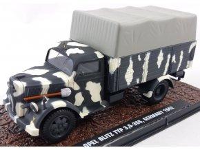 Atlas Models - Opel Blitz typ 3, Německo, 1942, 1/43