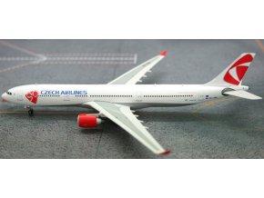 Phoenix - Airbus A330-323X, společnost ČSA České Aerolinie, výroční zbarvení 90 let, 2010, 1/400