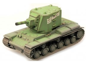 Easy Model - KV-2, sovětská armáda, 1/72