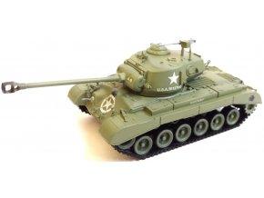 """Easy Model - M26 Pershing, US Army, """"Alles kaput"""", 1/72"""