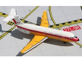 JC Wings - BAC 111-201AC, Royal Air Force, Velká Británie, 1/400
