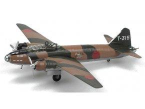 Altaya/IXO - Mitsubishi G4M1 Type 1, IJNAS, Rabaul, Nová Británie, 1942, 1/144