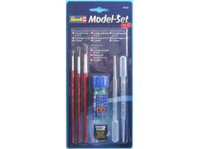 Revell - Plus Painting - sada pro povrchovou úpravu, ModelSet 29620