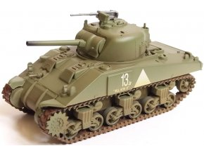 "Easy Model - M4 Sherman, US Army, 6.obrněná div., ""Hell With It"", 1/72"