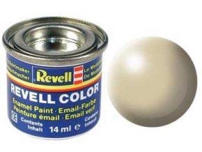 Revell - Barva emailová 14ml - č. 314 hedvábná béžová (beige silk), 32314