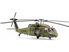 Easy Model - Sikorsky UH-60 Black Hawk, 101.Airborne, 1/72