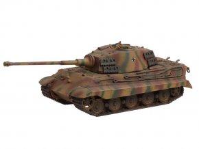 Revell - Pz.Kpfw.VI Ausf.B Tiger II - Königstiger, ModelKit 03129, 1/72