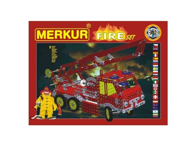 24768 merkur fire set