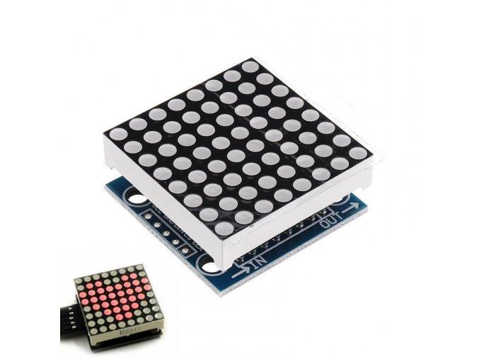 max7219 dot matri 8x8 1