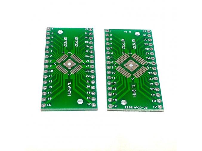 qfp32 qfn32 dps 0