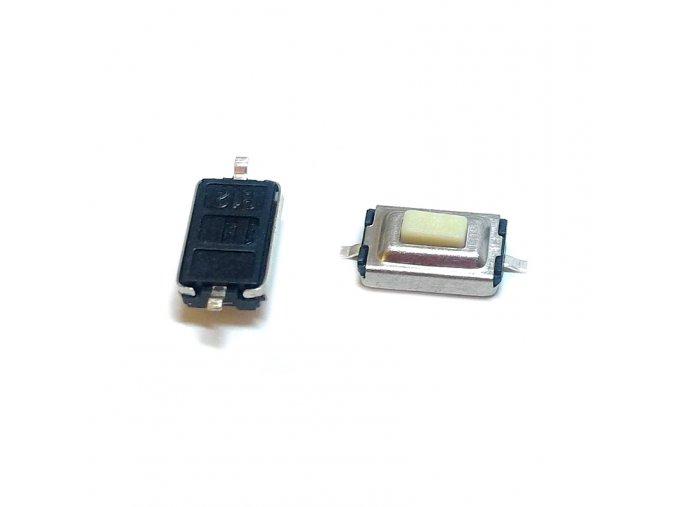 mikrospinac obdelnik smd