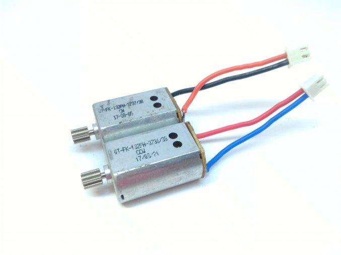 Syma X8 motor (Typ 1x CW + 1x CCW)