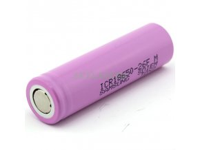4pcs lot Flashlights Original 18650 ICR 18650 26F 2600mAh Li ion 3 7v Battery For Flashlight[1]