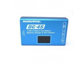 hobbyking dc 4s charger
