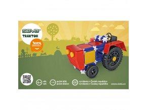 24891 seva traktor