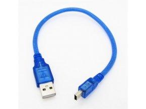 kabel usb mini 30cm