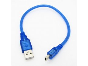 kabel usb mini 30cm
