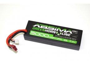 42338 lipo akumulator absima greenhorn 7 4v 5000mah 45c