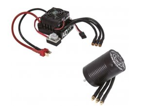 4606 kombo stridavy motor a regulator absima