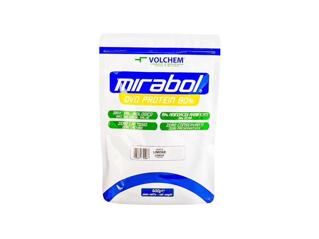Mirabol Ovo Protein 80% 500g