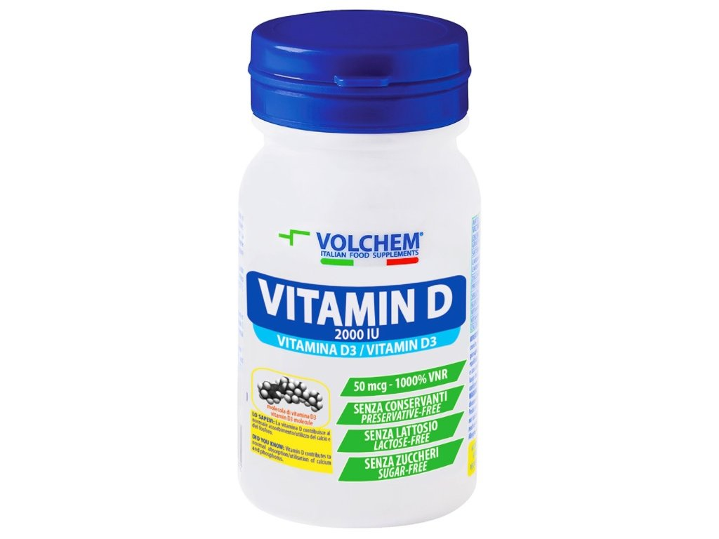 Vitamin D 2000 IU