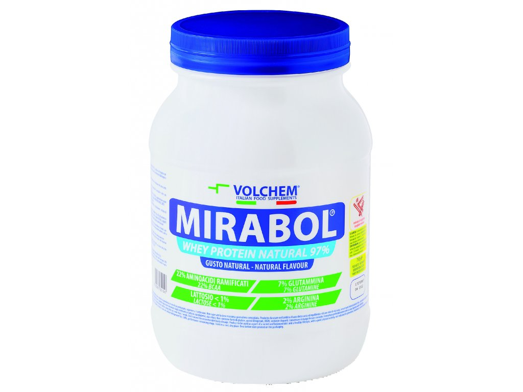 Mirabol Whey Protein 97 natural 750g