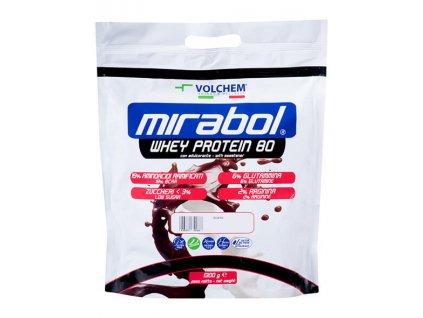 Mirabol Whey Protein 80% 1300g web