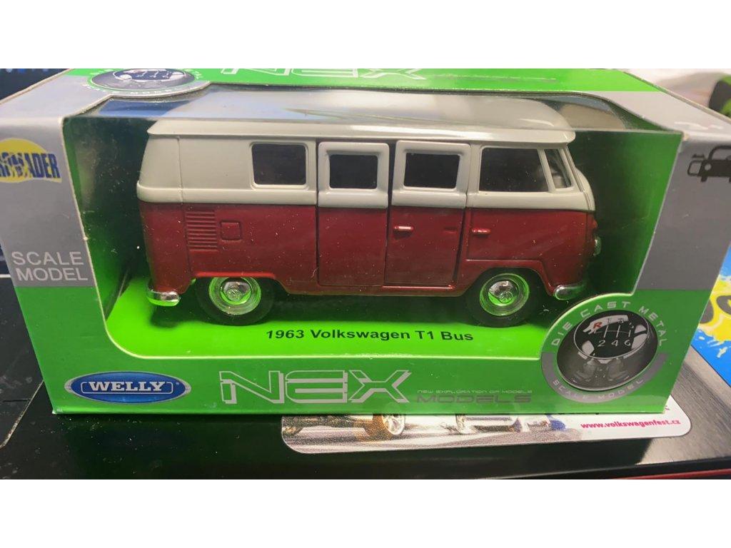 Volkswagen T1 Bus 1963 - 1/34