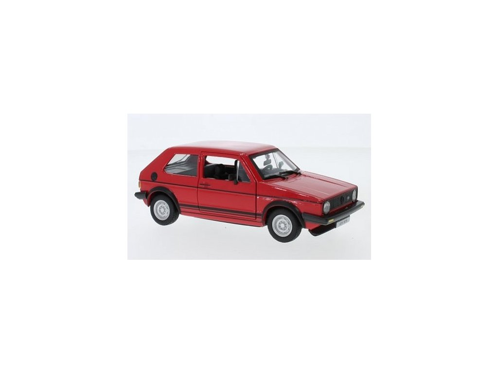 Model Volkswagen Golf MK1 GTI 1/24
