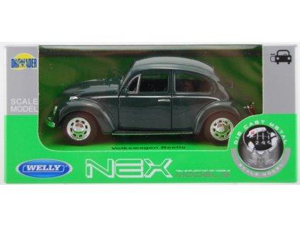 Volkswagen Beetle - Zelený - 1/34