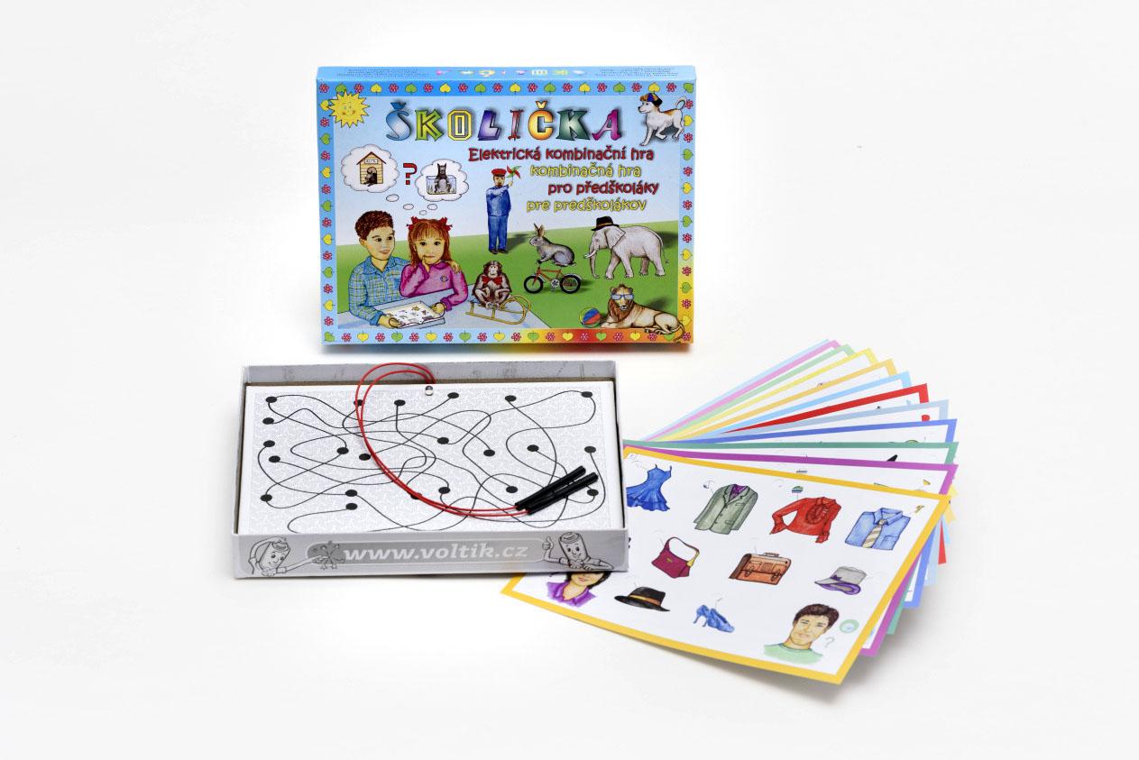 Vzdělávací hračky od 4 let