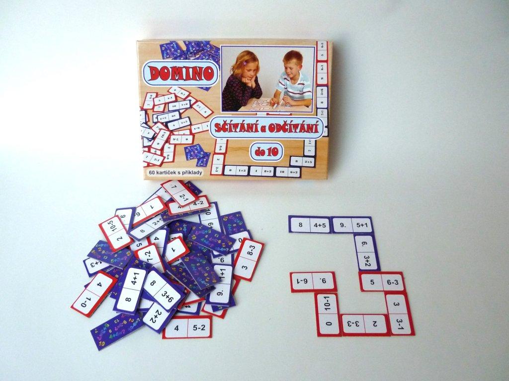 Domino Sčítání