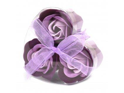 Mydlové kvety - Levanduľová ruža